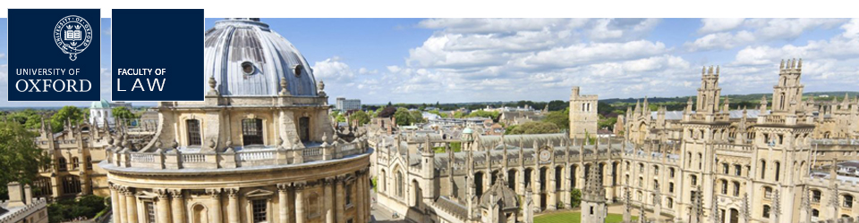 Oxford University Comparative Law Forum