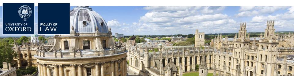 Oxford University Comparative Law Forum